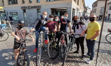 Una pedalata a Cernusco sul Naviglio attraverso il luoghi della Resistenza