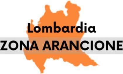 Lombardia in zona arancione da oggi,  lunedì 12 aprile: cosa si può fare
