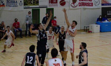 Basket Serie C terza giornata: Cernusco e Gorgonzola fanno tre su tre