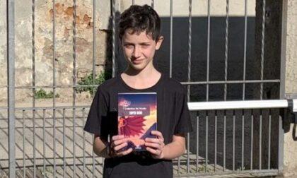 Cristian, scrittore a 11 anni