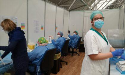 Centro vaccinale a Novegro, partenza perfetta
