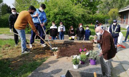 A Capriate l'Earth day è con gli studenti della scuola