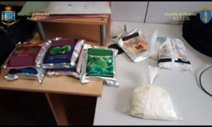 Droga e 'Ndrangheta: sequestrati oltre 50 chili di cocaina