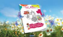 Tanti Auguri Mamma: sabato 24 aprile in regalo un bellissimo album da colorare