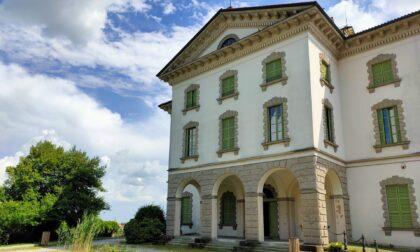 Villa Gina sede del Parco Adda Nord fino al 2040