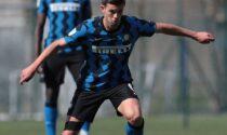 Mattia Sangalli indossa il nerazzurro da sempre e  ora è una stellina dell'Inter
