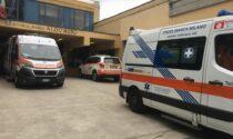 Due ragazzine stanno male a scuola, ambulanze e automedica a Cernusco