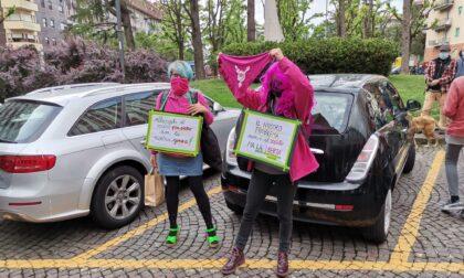 """Protesta a Cassina de' Pecchi contro il regolamento """"anti-prostituzione"""""""