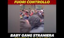 Guerriglia a Milano, 300 giovani contro la Polizia