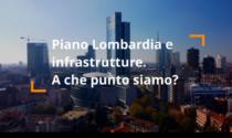 Piano Lombardia già in cantiere i primi lavori