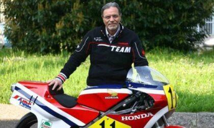 Una vita in sella alle Honda: l'ultimo saluto a Roberto Tresoldi