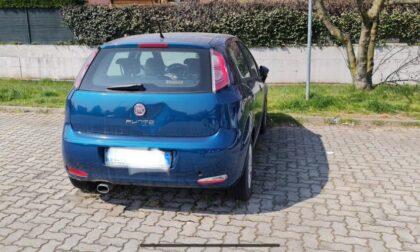 Auto rubata a Cuneo rispunta in Martesana un anno dopo