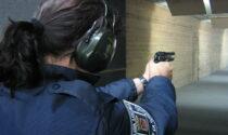 La Polizia Locale torna a sparare al poligono