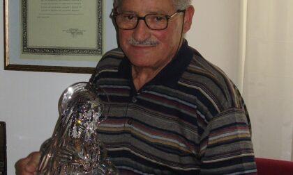 Politico, ex carabiniere e fondatore dell'Anc. Gorgonzola in lutto per la scomparsa di Giuseppe Vulpiani