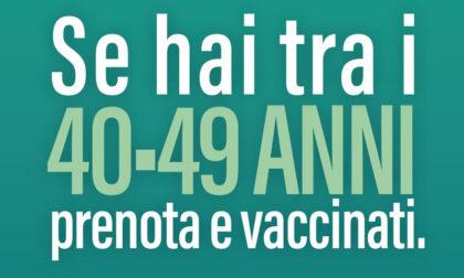 Vaccini, in Toscana prenotazioni 'last minute' per over 60