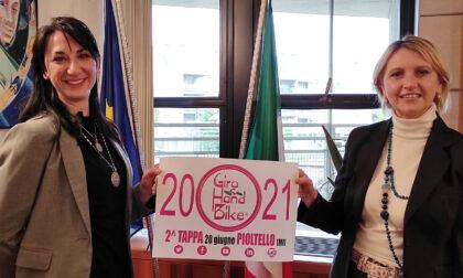 A Pioltello arriva una tappa del Giro Handbike 2021