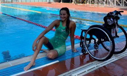 Nuoto paralimpico, Giulia Terzi oro nei 200 misti con record europeo