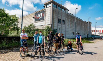 Bikers dal Live di Trezzo in pellegrinaggio nei templi della musica