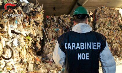 Traffico di rifiuti metallici da due milioni di euro: cinque arresti dei Carabinieri