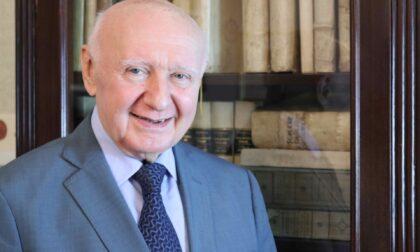 Si è spento l'avvocato Angelo Giarda, professore ordinario all'Università Cattolica