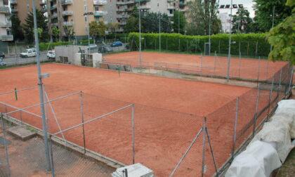 Il centro tennis di Pioltello sarò operativo entro la prossima estate