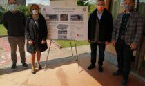Inaugurato il cantiere per la riqualificazione dell'Rsa Sironi di Trezzo sull'Adda