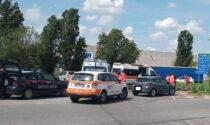 Grave incidente sulla Cerca: investito un ciclista di Gessate