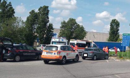 Grave incidente sulla Cerca: ciclista investito e soccorso in codice rosso