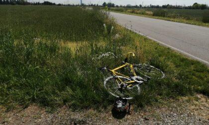 Non ce l'ha fatta il ciclista colto da malore domenica a Pozzuolo