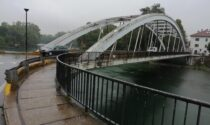 Slitta l'apertura del cantiere sul ponte di Vaprio d'Adda