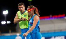 Europei paralimpici: medaglia d'argento per la coppia Rigobello-Dedaj
