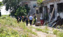 Ragazzina di 16 anni soccorsa nell'area dismessa delle ex porcilaie Galbani di Melzo