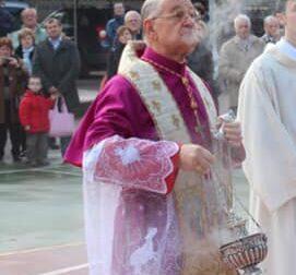 Brembate dice addio a monsignor Gianluca Rota