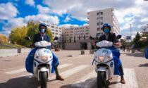 Motorini elettrici a Segrate, via al servizio di sharing