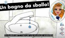 Gli studenti delle medie organizzano una campagna di crowdfunding per rendere più ecologici i bagni della scuola