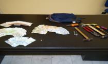 Un ex poliziotto (che prende il reddito di cittadinanza) nella banda accusata di 47 furti in appartamento