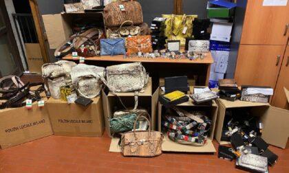 Prodotti realizzati con pelli di animali protetti in vendita senza autorizzazione, denunciati