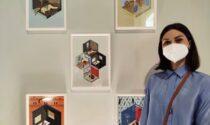 Un'artista della Martesana espone alla Biennale di Venezia