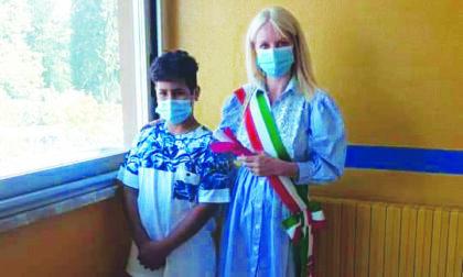 """A 13 anni in Italia con il barcone: """"Grazie per la mia nuova vita"""""""