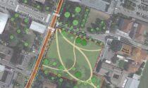Comune dice basta al cemento e compra un'area dismessa in centro per farci un parco