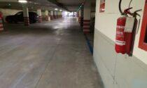 Vandalismi al parcheggio sotterraneo di Cernusco, quattro minorenni identificati dai Carabinieri