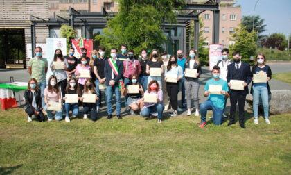 Borse di studio a Liscate: ecco tutti gli studenti che sono stati premiati