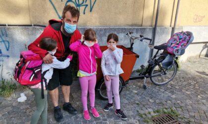 Giornata mondiale della bicicletta, a Cernusco sul Naviglio tutti a scuola pedalando