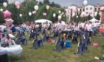 Maratona di spinning benefica per aiutare i bimbi malati di cancro e le loro famiglie