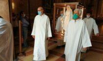 Il vescovo Napolioni a Cassano d'Adda per la Madonna della medaglia miracolosa