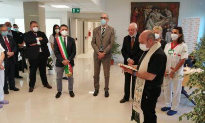 Cassano d'Adda, inaugurata la nuova struttura riabilitativa nell'ospedale Zappatoni