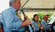 La Banda de Cernusc piange il suo storico clarinetto