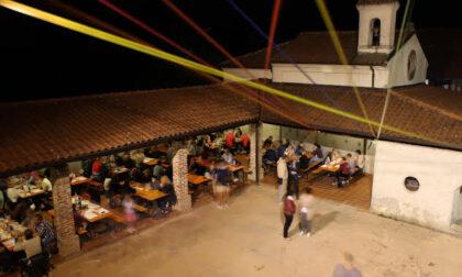 Teatro sotto le stelle a cascina Castellazzo