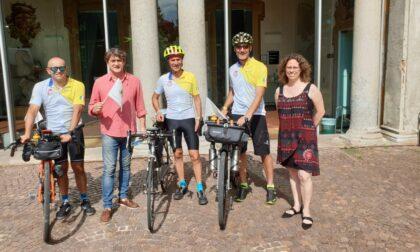 In bici da Cologno a Roma lungo la Via Francigena