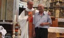 Brembate dice addio allo storico sacrista